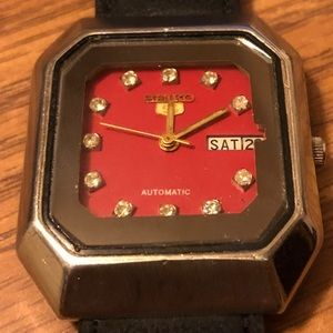 Beautiful Mens Seiko Automatic Watch